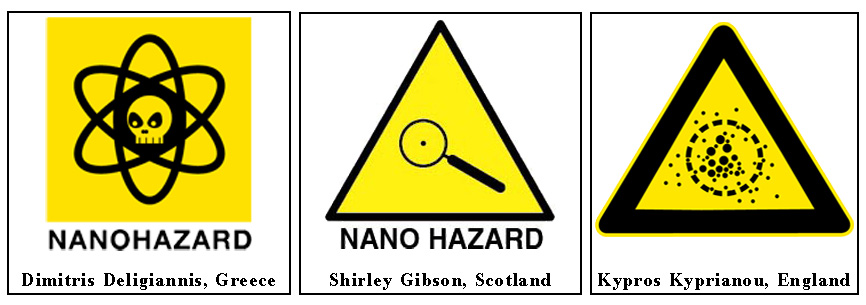 Winners Of Nano Hazard Symbol Contest Announced At World Social