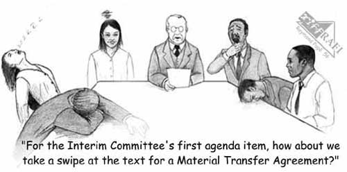 Material Transfer Agreement Etc Group
