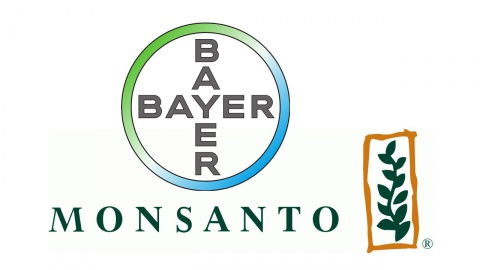 Monsanto is acquired by Bayer