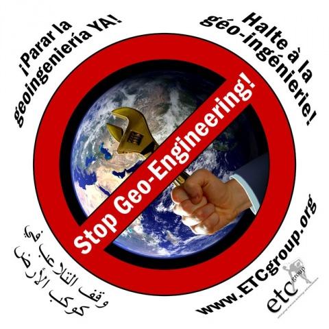 Stop Geoenginering!