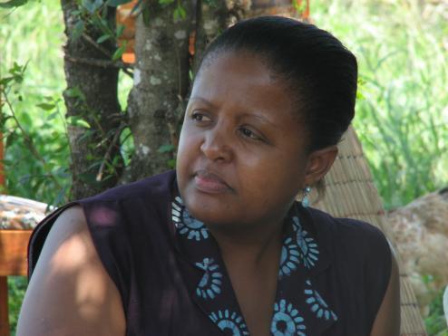 Portrait de Thuli Brillance Makama